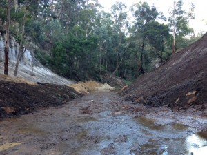 Bodmans Creek flood recovery work completed