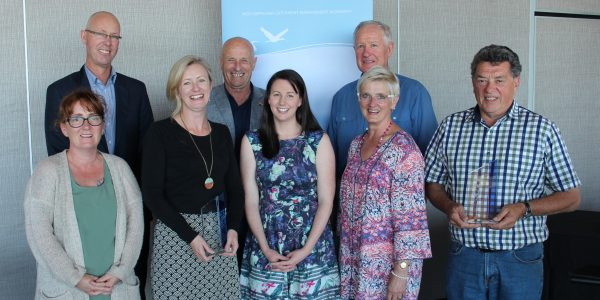 Lyrebird Award winners