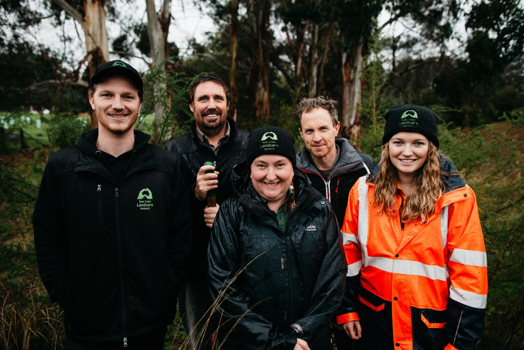 Bass Coast Landcare Network staff members