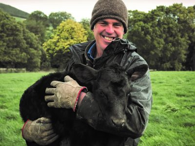 Graeme Nicoll - South Gippsland dairy farmer and member of Dairy Australia Board.  Episode 23